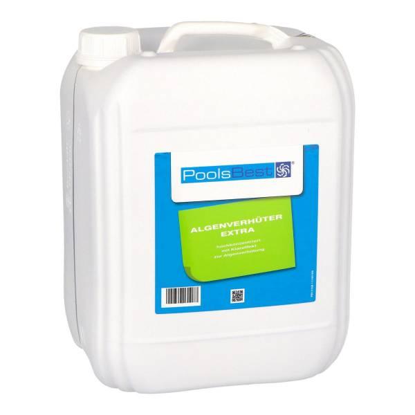 10L - PoolsBest® Algenverhüter extra - hochkonzentriert & schaumfrei