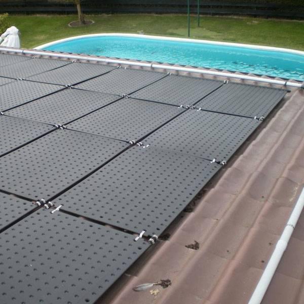 OKU Solar-Komplettset bis max. 48m² Wasseroberfläche