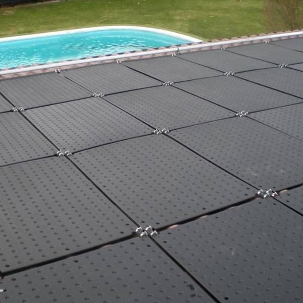 OKU Solar-Komplettset bis max. 56m² Wasseroberfläche