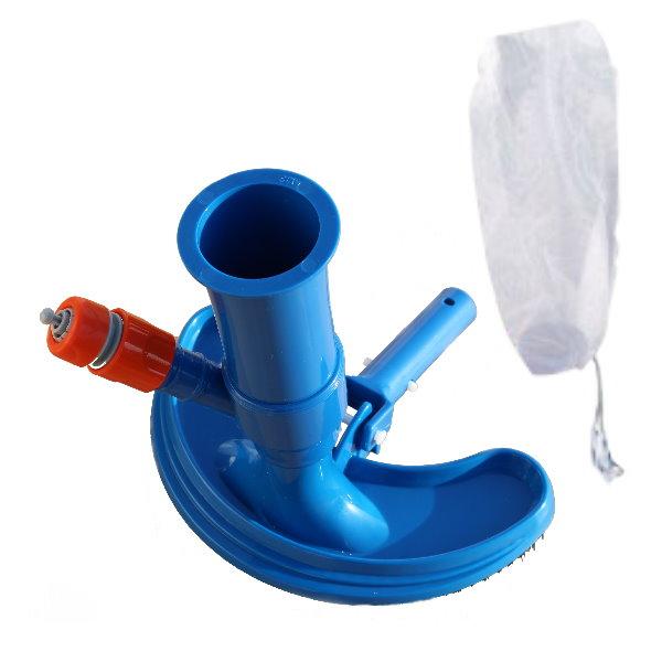 vacuum jet vac sauger mit b rsten pool chlor shop. Black Bedroom Furniture Sets. Home Design Ideas