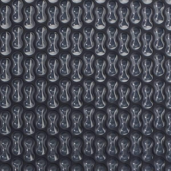 Solarfolie Energy Guard grau 500my für Ovalformbecken