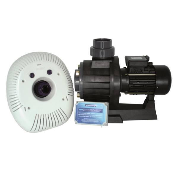 Astral Gegenstromanlage ECO Einflutig 3,3 kW - 400V