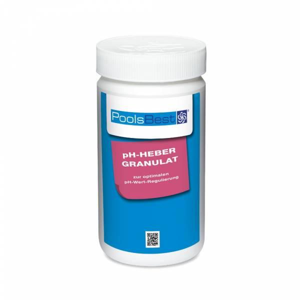 1 Kg - PoolsBest® pH-Heber Granulat