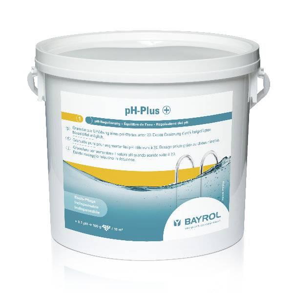 5 Kg Bayrol - pH-Plus Granulat
