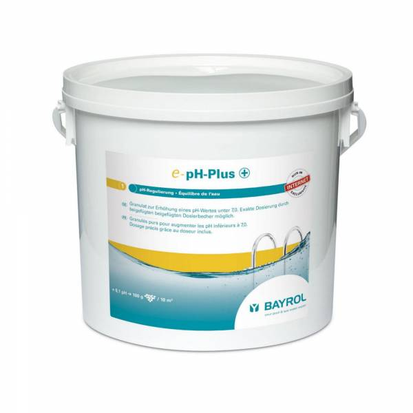 5 Kg BAYROL - e-pH-Plus