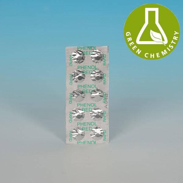 1 Streifen je 10 Tabletten Nachfüllpackung pH